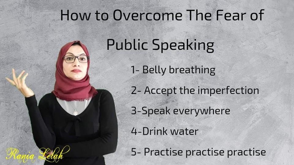 Photo of إزاى نتغلب على الخوف من مهارة الخطابة!