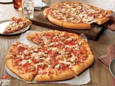 Photo of Pizza Hut VS Domino's Pizza