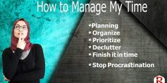 إدارة الوقت وكيفية استغلاله
