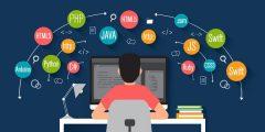 كورس تعلم لغات البرمجة HTML5,Css, HTML,javascript