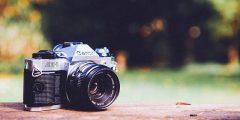 كيفية تعلم التصوير أونلاين .