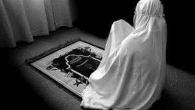 Photo of صلاة التراويح في البيت