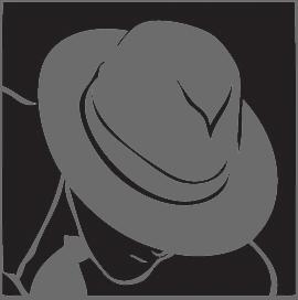 هاكر القبعة الرمادية