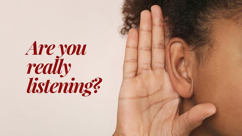 مهارة الاستماع