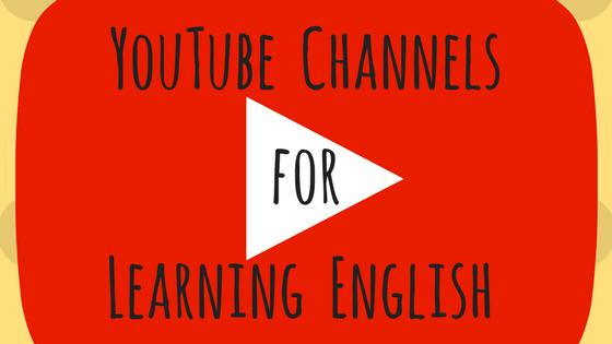 قنوات يوتيوب - كيف أتعلم اللغة الإنجليزية في البيت؟