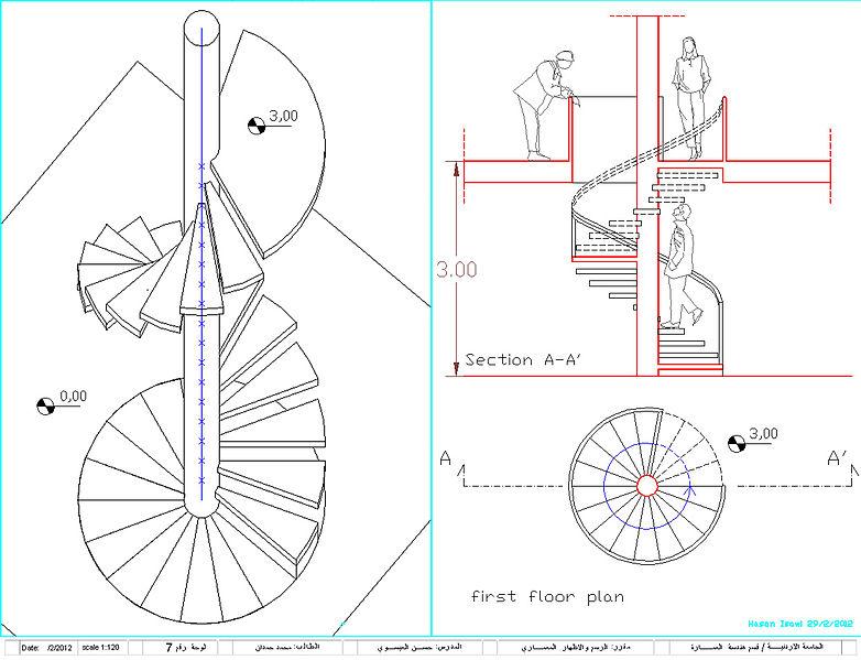 رسم هندسي